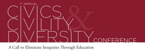 Civics, Civility, Diversity Conference