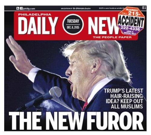Donald Trump, His Detractors, and the Rhetoric of Provocation