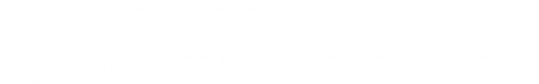 The Institute for Civility in Government
